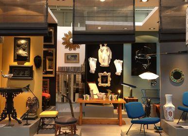 Fauteuils - Mobiliers et objets d'art - PAUL BERT SERPETTE PARIS FLEA MARKET