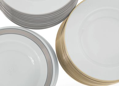 Formal plates - Set table - GIANFRANCO FERRè HOME