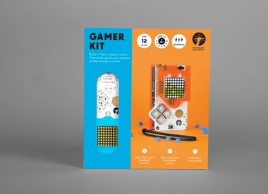Smart objects - GAMER KIT - TECHNOLOGY WILL SAVE US