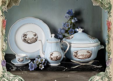 Assiettes de reception - Toscana Collection  - RICHARD GINORI 1735
