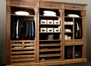 Walk-in closets - Customized wardrobe - REGIA STYLE