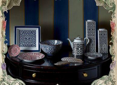 Decorative objects - Decorative object Labirinto collection - RICHARD GINORI 1735