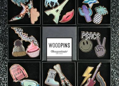 Jewelry - WoodPin Sets - ESCAPULARIO