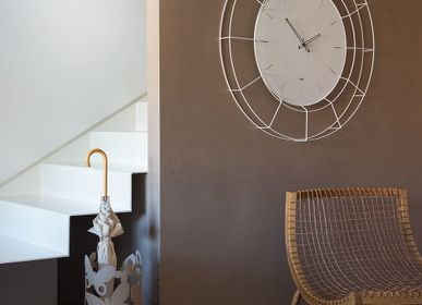 Clocks - Nudo wall clock - ARTI E MESTIERI