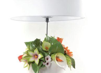 Table lamps - LAMPADA FIORI - GLI ALBERELLI