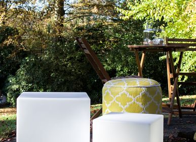 Lampadaires de jardin - Cube Brillant - 8 SEASONS DESIGN