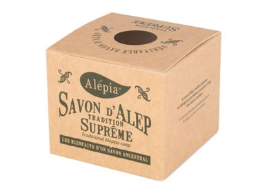 Soaps - SUPREME TRADITION ALEPPO SOAP - ALEPIA