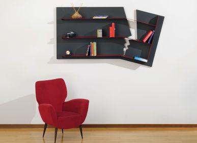 Bookshelves - EARTHQUAKE LOVERS - MABELE by MA-BO s.r.l