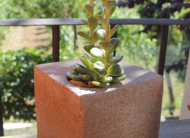 Vases - Succucube Vase - TUSCANY ART