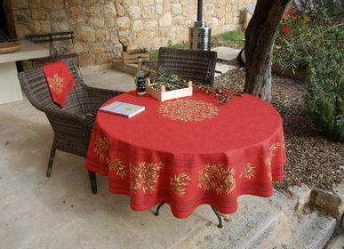 Linge de table - Nappes Provençales - L' ENSOLEILLADE / VALDROME