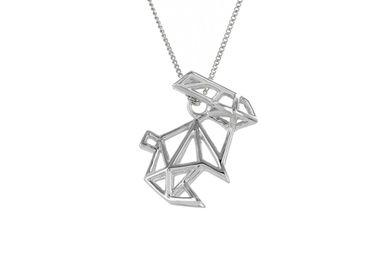 Jewelry - ORIGAMI JEWELLERY NECKLACE  - ORIGAMI JEWELLERY