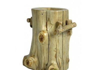 Vases - Vase tronc - PRES-BOIS MEUBLES TRONCS