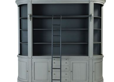 Bookshelves - Bookcase galbé Casimir - SIGNATURE