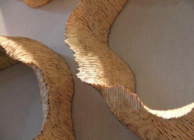 Sculpture - Anneaux sculptés - SÉBASTIEN PANIS