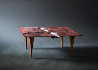 Verre d'art - Table Mars - +OBJECT