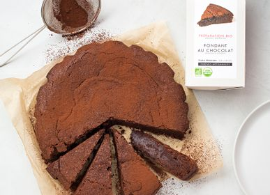 Delicatessen - Organic chocolate fondant baking mix  - MARLETTE