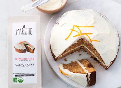 Delicatessen - Organic carrot cake baking mix   - MARLETTE