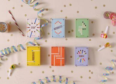 Gift - Collection de Jeux MATCHBOX - HELVETIQ