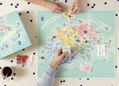 Jeux - Collection de jeux familiaux - HELVETIQ