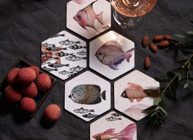Sets de table - Dessous de verre Deep Sea - MINI EMPIRE