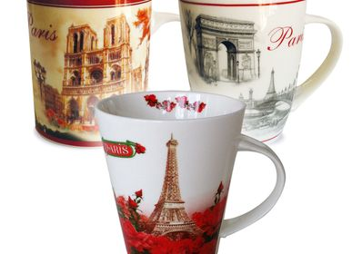 Tasses et mugs - Tasses  - BENART EDITIONS