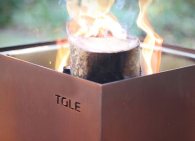 Outdoor fireplaces - TOLE S35 - TOLE