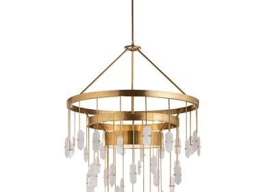Ceiling lights - Halcyon Chandelier - VISUAL COMFORT