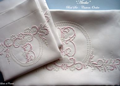 Unique pieces - CUSTOMIZATION - LINHO DO CASTELO - LIN DE CHATEAU
