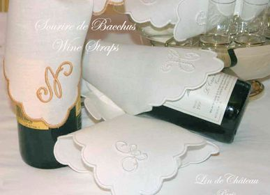 Table linen - IDEES CADEAUX - GIFT IDEAS - LINHO DO CASTELO - LIN DE CHATEAU