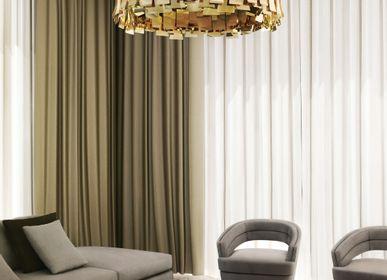 Hotel rooms - Etta Round | Suspension Lamp - DELIGHTFULL