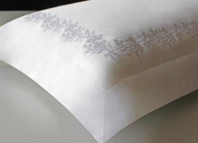 Bed linens - LACE SHAM BED LINEN - CLAUDIABARBARI