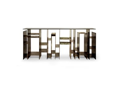 Tables pour hotels - Kyan Console  - COVET HOUSE