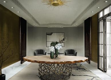 Tables for hotels - Dining table APIS II - BRABBU DESIGN FORCES
