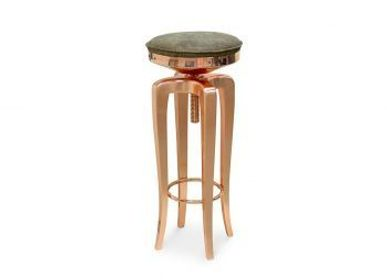 Stools - MOHAWK STOOL - COVET HOUSE
