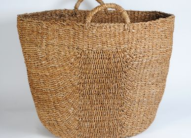 Laundry baskets - Extra Large hogla basket - MAISON BENGAL