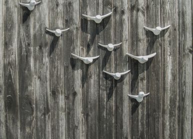 Other wall decoration - Large flock of birds - THOMAS POGANITSCH DESIGN