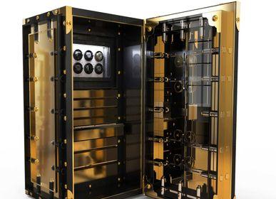Unique pieces - Knox Luxury Safe - BOCA DO LOBO