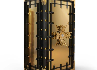 Unique pieces - Knox Luxury Safe - BOCA DO LOBO