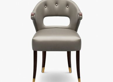 Decorative objects - Nanook Dining Chair - BB CONTRACT