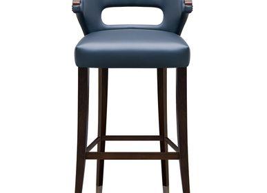 Chaises - Chaise de bar NANOOK - BRABBU DESIGN FORCES