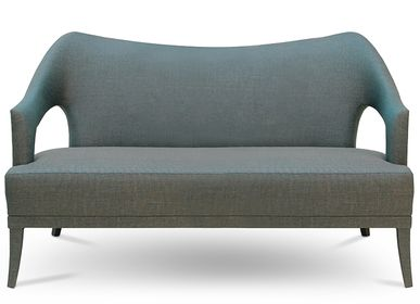 Small sofas - Nº20 Two Seat Sofa - BRABBU DESIGN FORCES