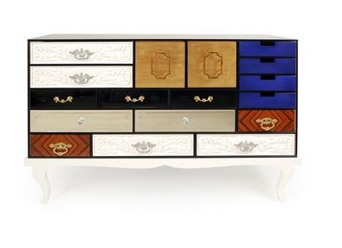 Sideboards - SOHO Sideboard - BOCA DO LOBO
