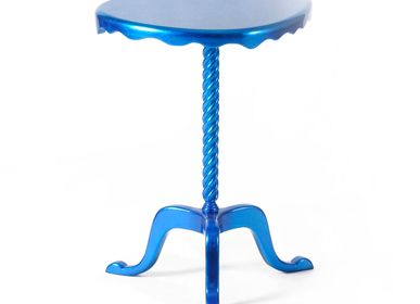 Tables - OTTOMAN BLUE Side Table - BOCA DO LOBO