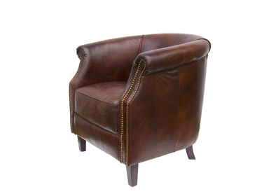 Walk-in closets - L'Oxford Armchair - JP2B DÉCORATION