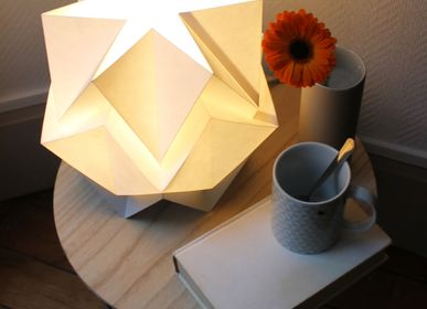 Design objects - Table lamp HIKARI Bicolor - TEDZUKURI ATELIER