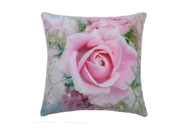Cushions - cushion cover rose 548 - NEW SEE