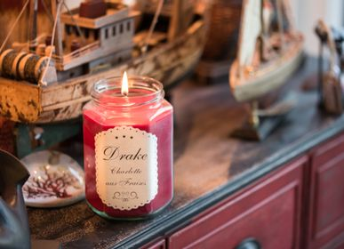 Candles - Gourmand scented candles - DRAKE MANUFACTURE SA