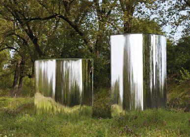 Decorative objects - DECORATIVE OBJECT PRISM PARTITION - GLAS ITALIA