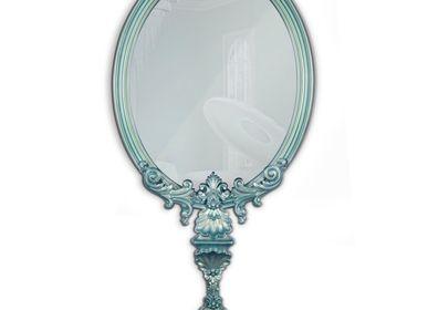 Mirrors - Chameleon Mirror Blue  - COVET HOUSE
