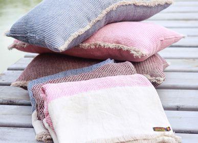 Cushions - Linen cushions - A GRUPE LE LIN DE LITUANIE